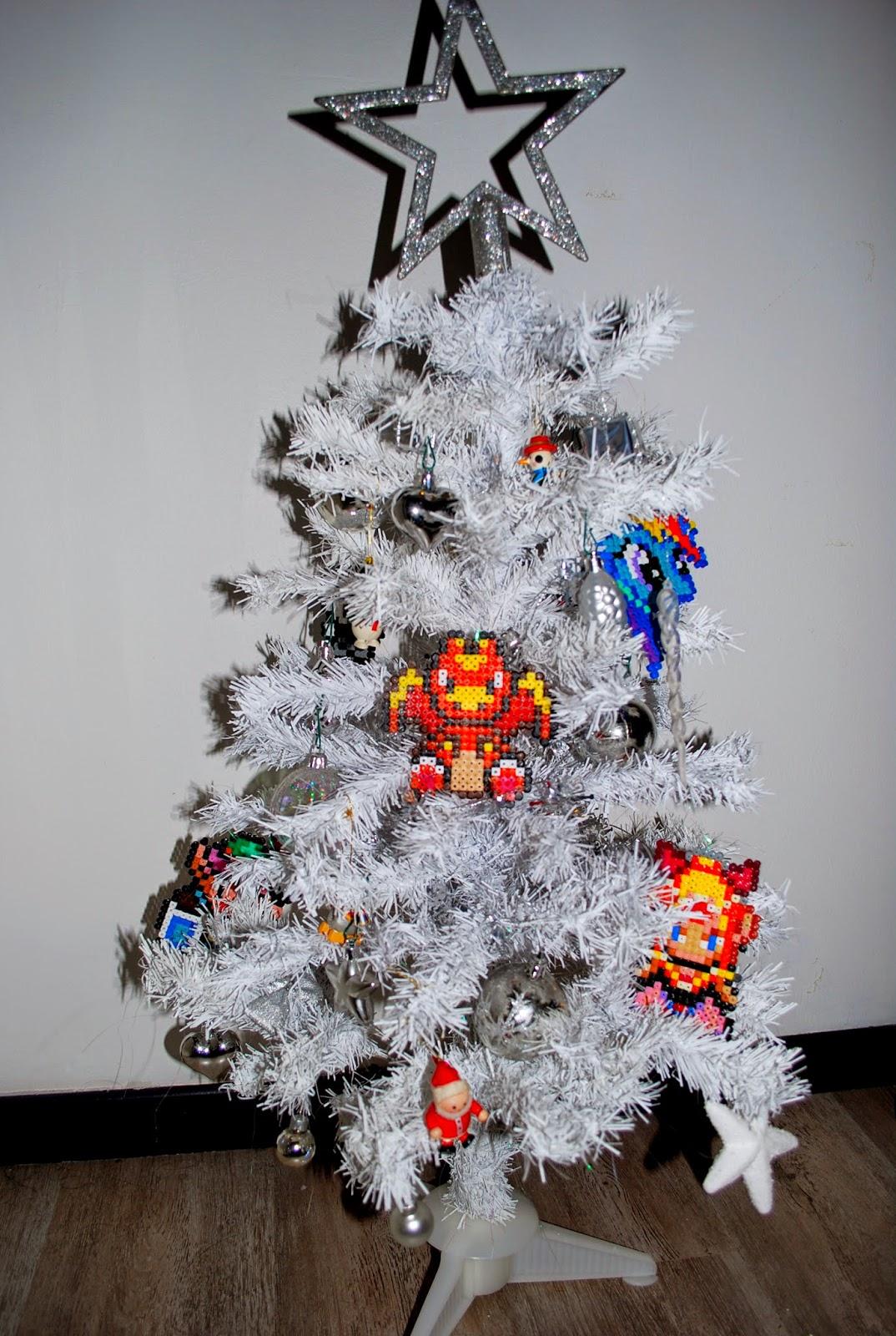Julie S Lifestyle Un Noël En Papercraft Et Pixel Art
