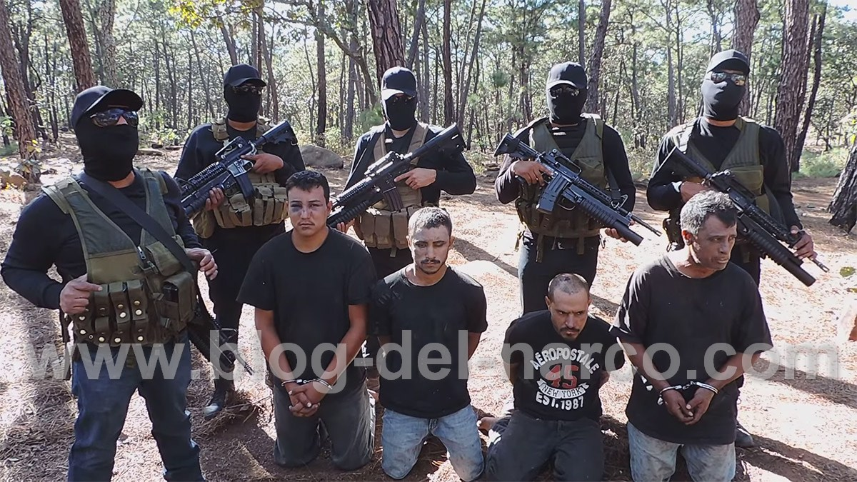 El Cártel de Sinaloa envió a Los Antrax a exterminar al CJNG pero fue demasiado tarde, los Antrax fueron barridos al igual que la Resistencia