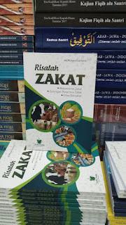 Buku Risalah Zakat Toko Buku Aswaja Surabaya
