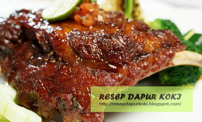 Resep Masakan Iga Sapi Bakar Meresap Mantap Resep Dapur Koki