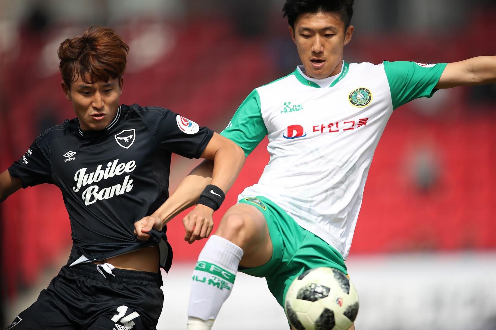 Preview: Ansan Greeners Vs Seongnam FC K League 2 Round 12
