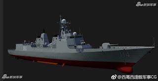 Destructores del tipo 052E