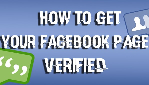 How to get facebook verified