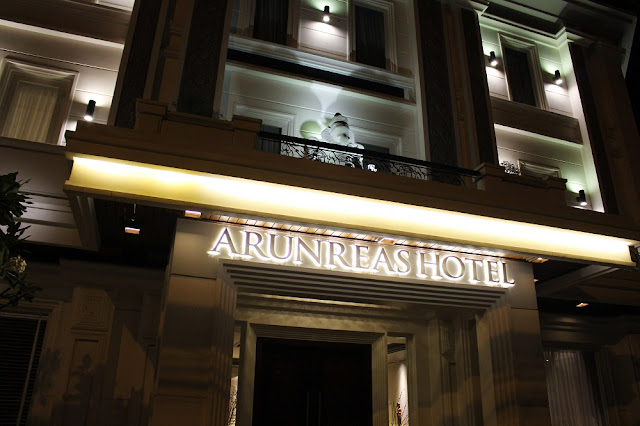 Arunreas hotel, Phnom Penh, Cambodia - travel blog