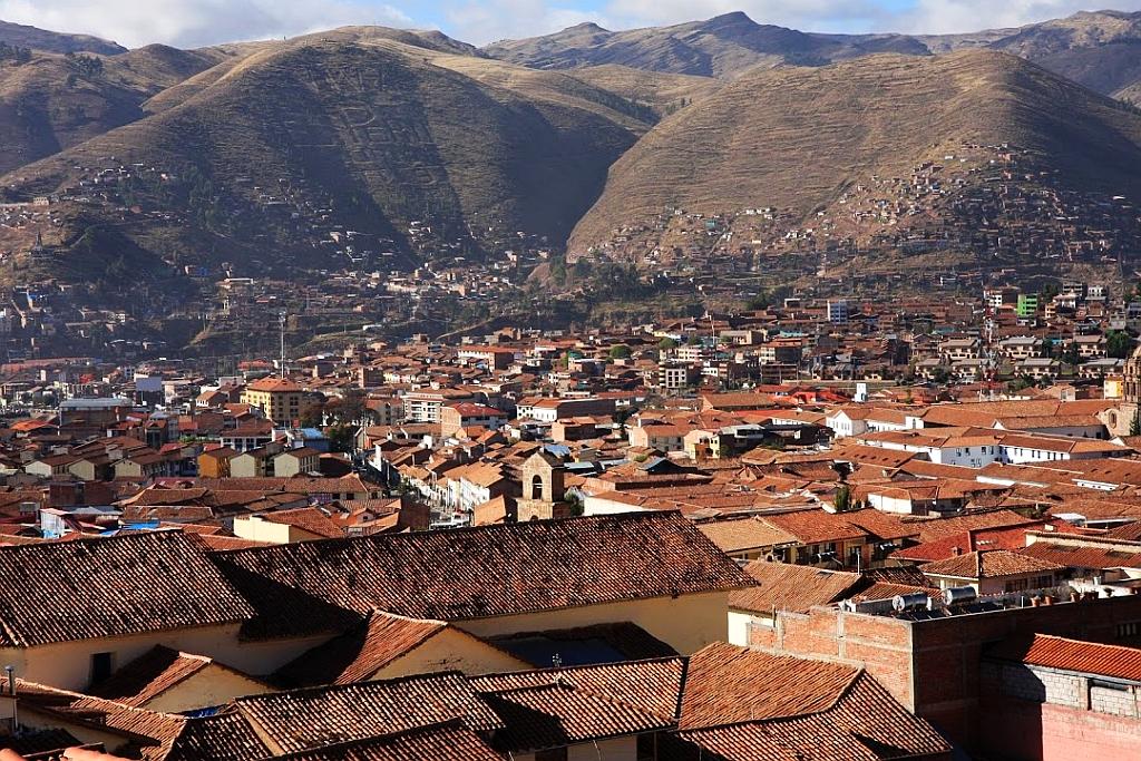 Peru, Cuzco.