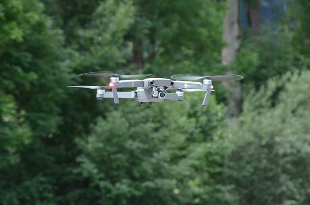 Review Penggunaan Drone DJI Mavic Pro