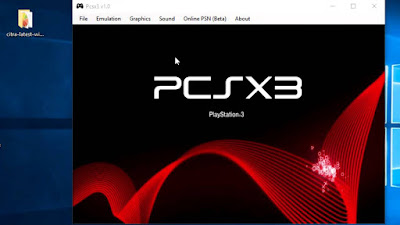 Tutorial Mudah Menginstal Emulator PS3 For PC Terbaru