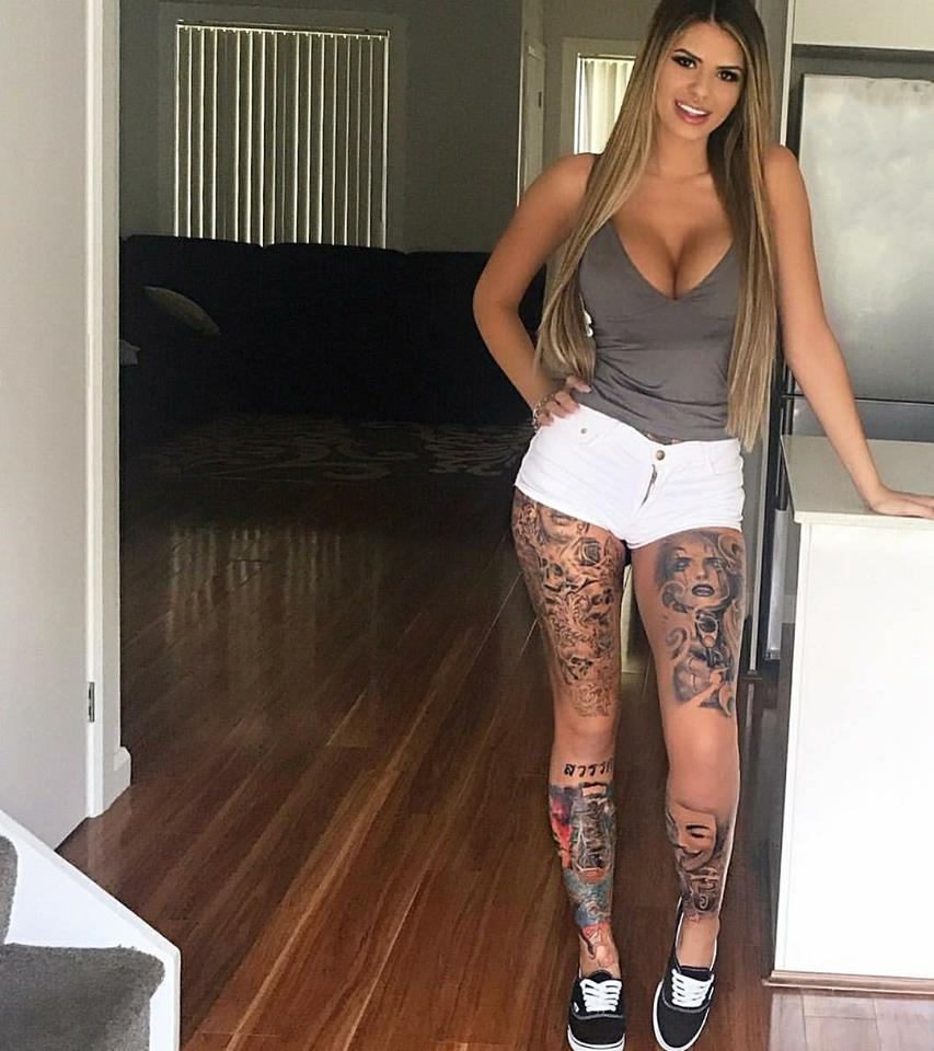 Hot women with sexy legs