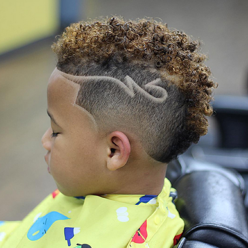 27 African American Little Boy Haircuts 2017