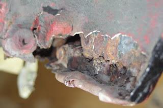 Porsche 944 Sill Rust Replacement