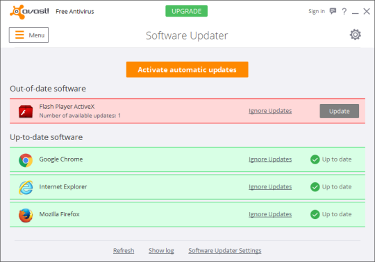 Avast Free Antivirus (Software Antimalware Gratis Terbaik)