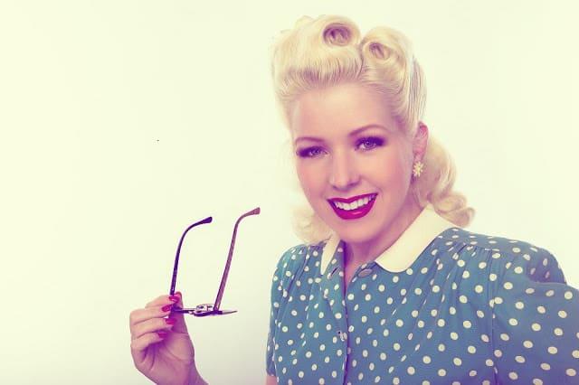 maquillage blonde,la beauté des blonde avec du bon maquillage maquillage pour blonde