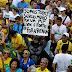 Thousands of Brazilians protest against Congress vote on anti-graft probe