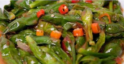 Hidangan Sahur Dan Buka Puasa: Resep Tumis Genjer Gurih Pedas