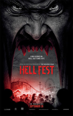 Hell Fest Attraction coming to 6 Flags Fright Fest