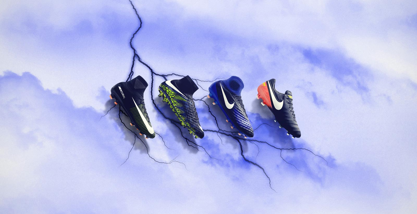 Nike Dark Lightning Pack Released - Anti-Clog Available - Footy Headlines