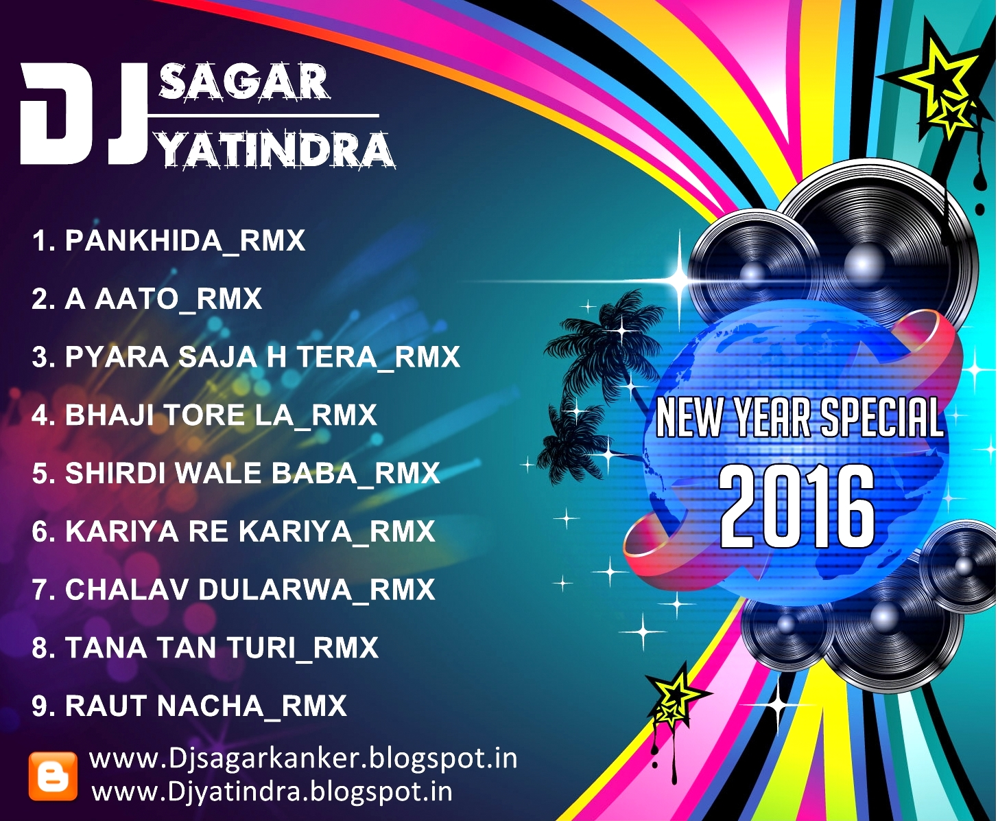NEW YEAR SPECIAL - dj sagar ~ Dj Sagar club