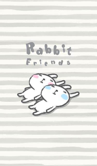 Rabbit friends v.2
