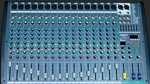 STRANGER SRX 16 MIXER price and specification