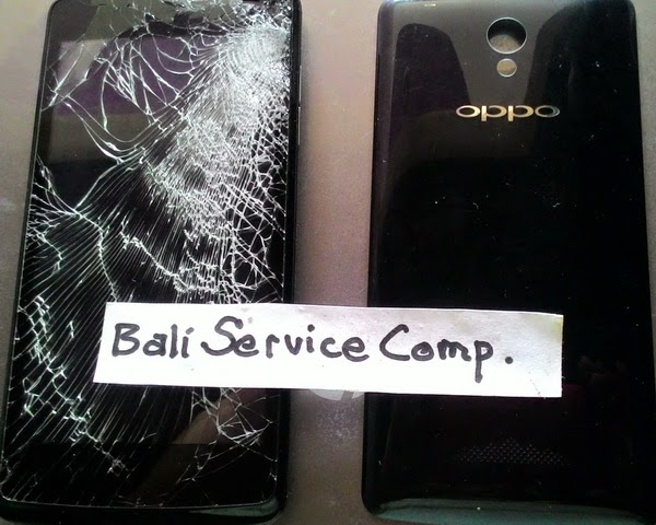 Bali Service Computer Touch Screen Tablet Pecah