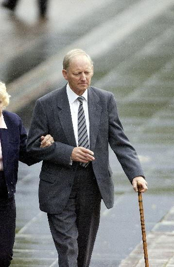 Judge labels Brian Charlton, a former finance director of Bradford Cathedral Centre, an 'incurable paedophile'