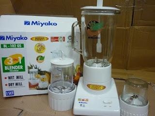 harga blender miyako