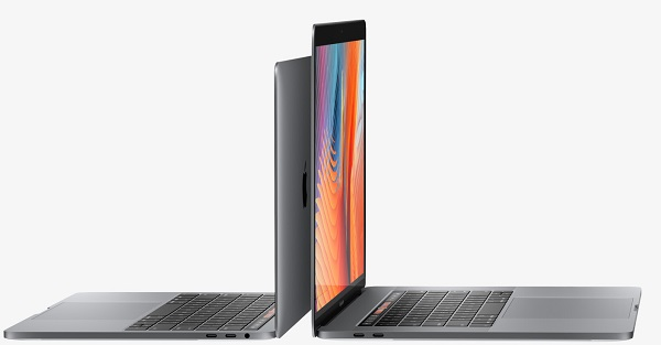 Apple's new MacBook Pro announced with Touch ID and Touch Bar