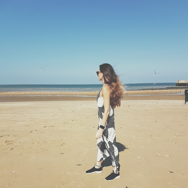 Beach Date With My Best Jumpsuit