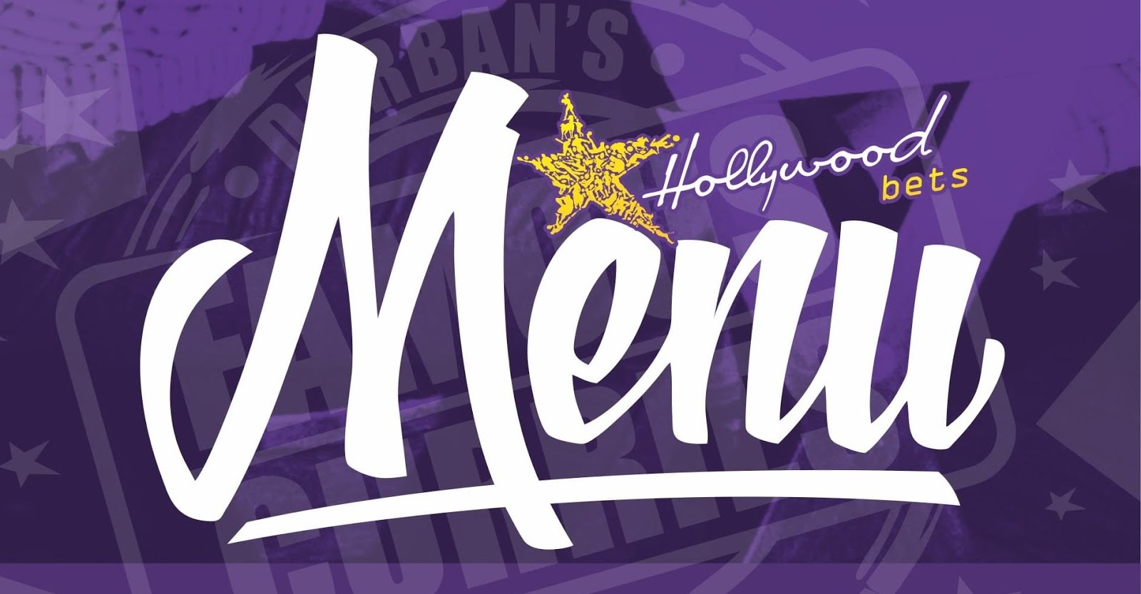 Hollywoodbets Menu - Bunny Bar - Bunny Chow