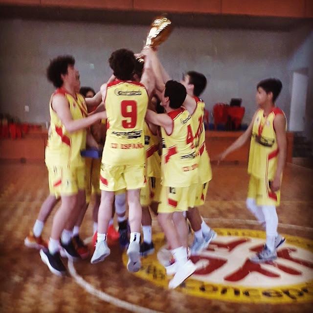 Éspañol Osorno Campeón