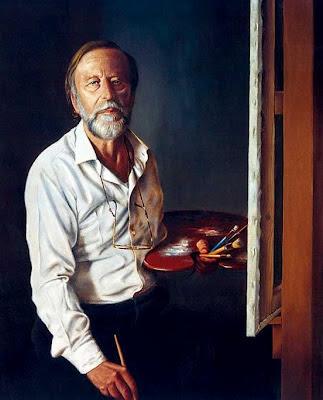 Manuel Matas García, Maestros españoles del retrato, Retratos de Manuel Matas, Pintor español, Pintores de Salamanca