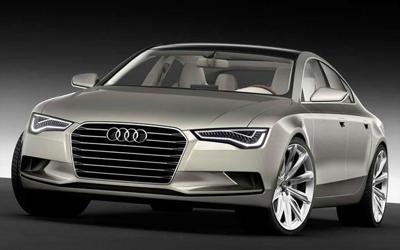 Trik Modifikasi Otomotif : Konsep Mobil Audi Sportback
