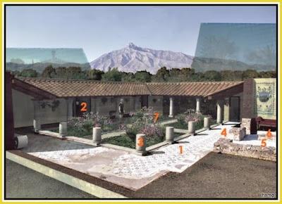 Resultado de imagen de Villa Romana de Río Verde.