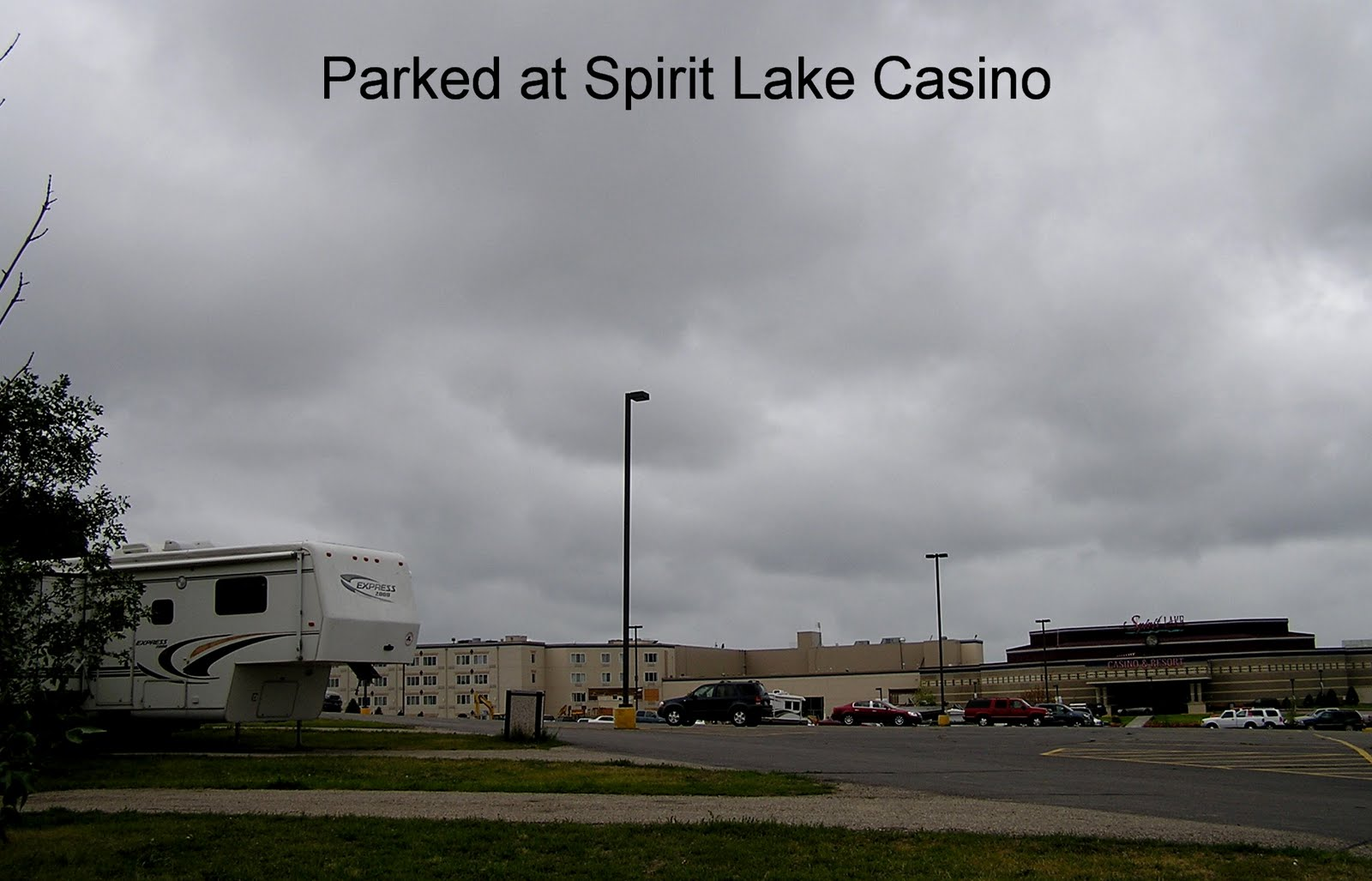 Devils Lake Nd >> On the Road in 2009 (continued): Spirit Lake Casino ...