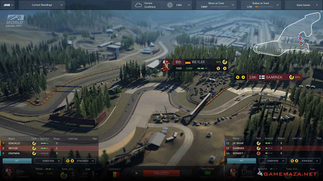 Motorsport Manager Gameplay Screenshot 4