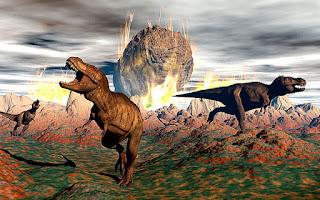 انقراض الديناصورات: حفرة تشيك تشالوب Chicxulub  تكشف أسرارها