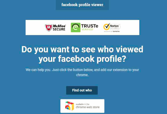 See Who Checks Your Facebook Profile