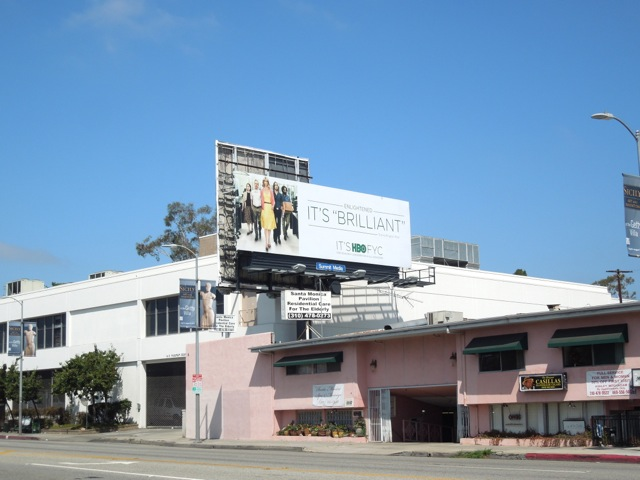 Enlightened brilliant Emmy billboard