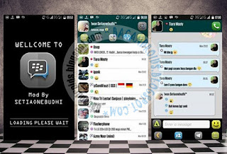 BBM Mod Domo v2.8.0.21 (Change Color and List View)