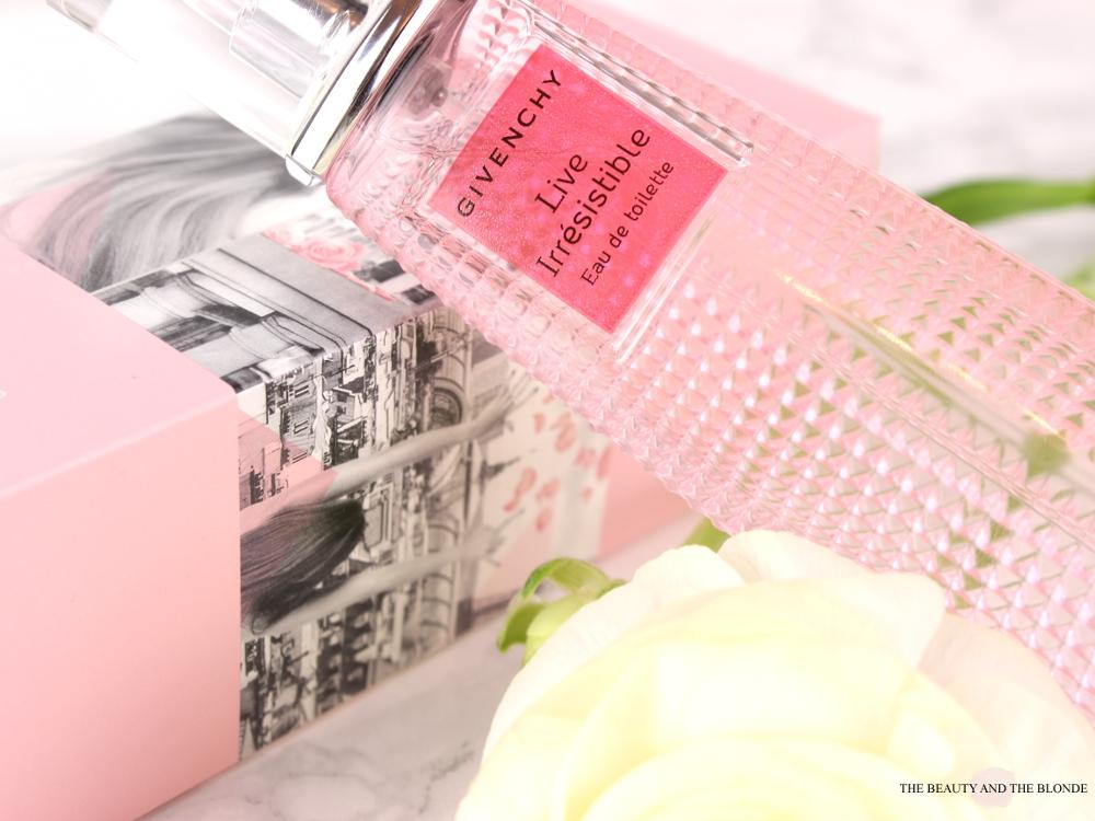 Givenchy Live Irrésistible EdT Parfum Duft Fragrance Review