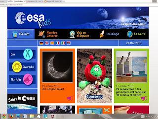 esa: Agencia Europea del Espacio para niños