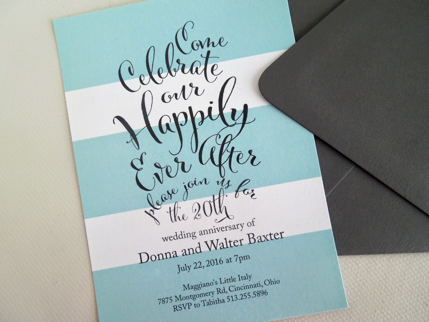 Happily Ever After Wedding Invitations: Invited Too