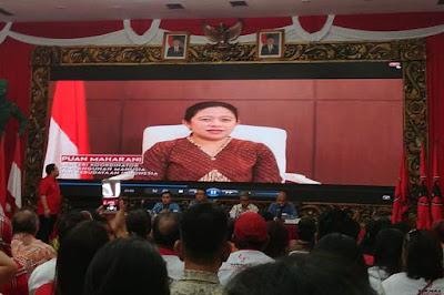 Puan Maharani: Generasi Zaman Now Jangan Ikut Sebar Hoaks - Info Presiden Jokowi Dan Pemerintah