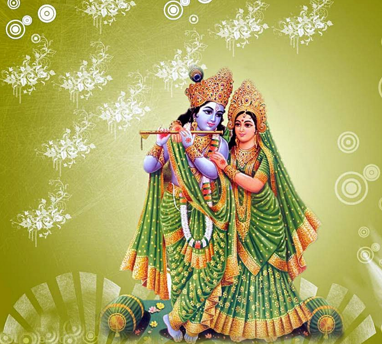 Beautiful Krishna Wallpaper