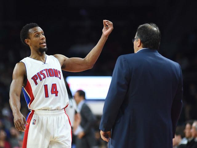 Ish Smith ne s'integre pas à Detroit | PistonsFR, actualité des Pistons en France