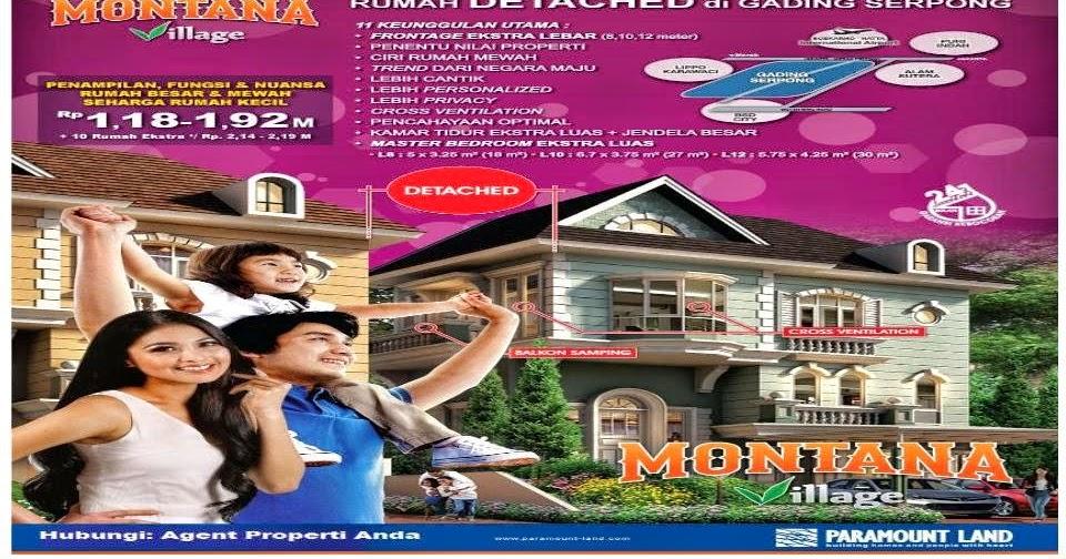 Cari Rumah Dijual di Gading Serpong Kawasan Dengan Nilai ...