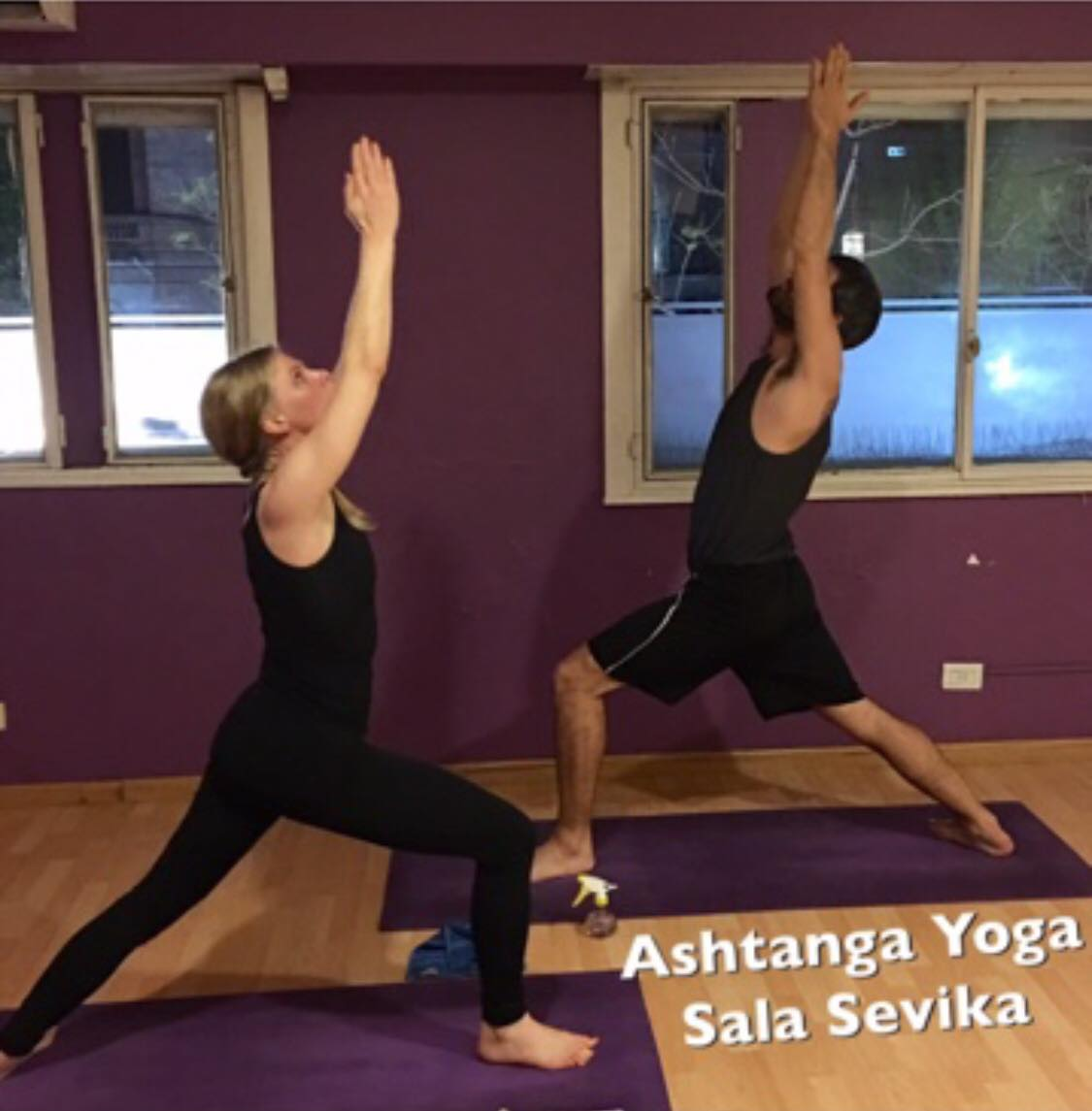 yoga 1 vez por semana