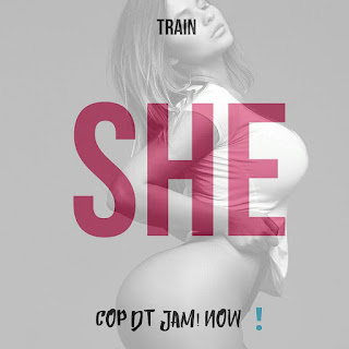 Music: Train – She || @im_TRAIN @gbetublog