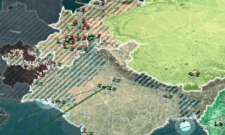 تحميل لعبة صراع الأمم conflict of nations للكمبيوتر بحجم صغير