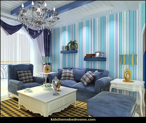 Coastal Bedroom Decorating Ideas - 5 Small Interior Ideas